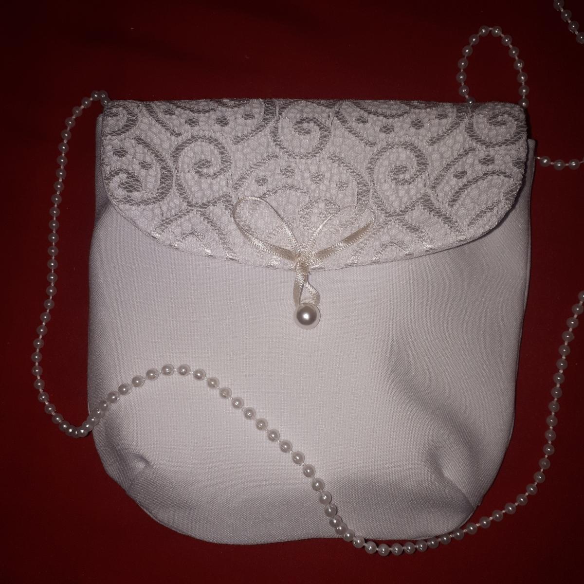 Holly Communion bag