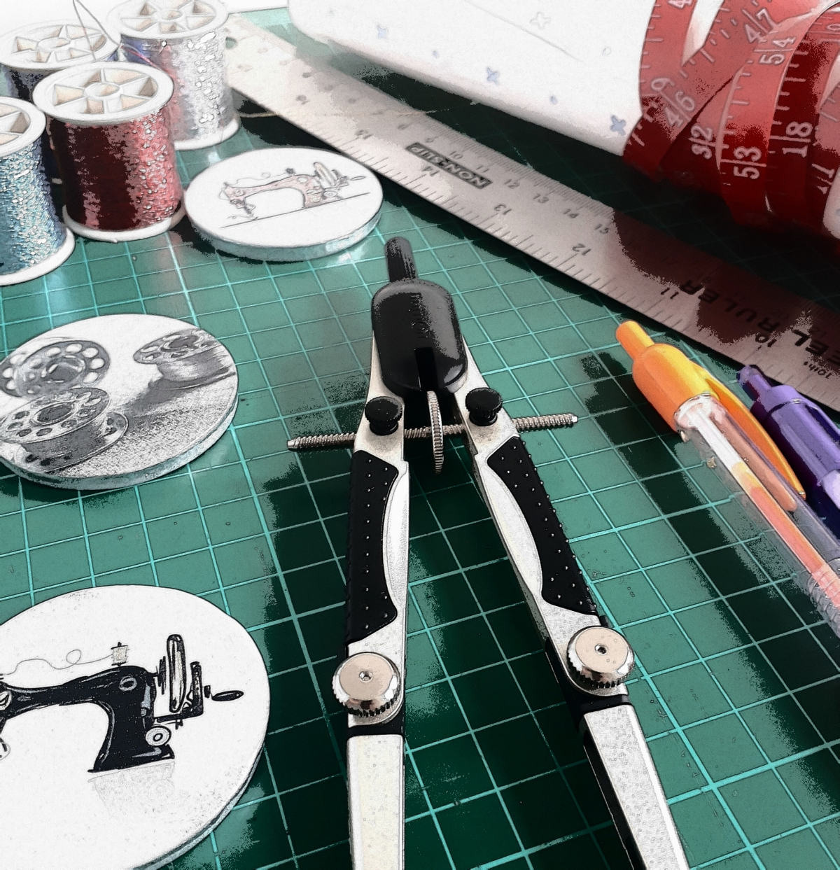 Pattern cutting course