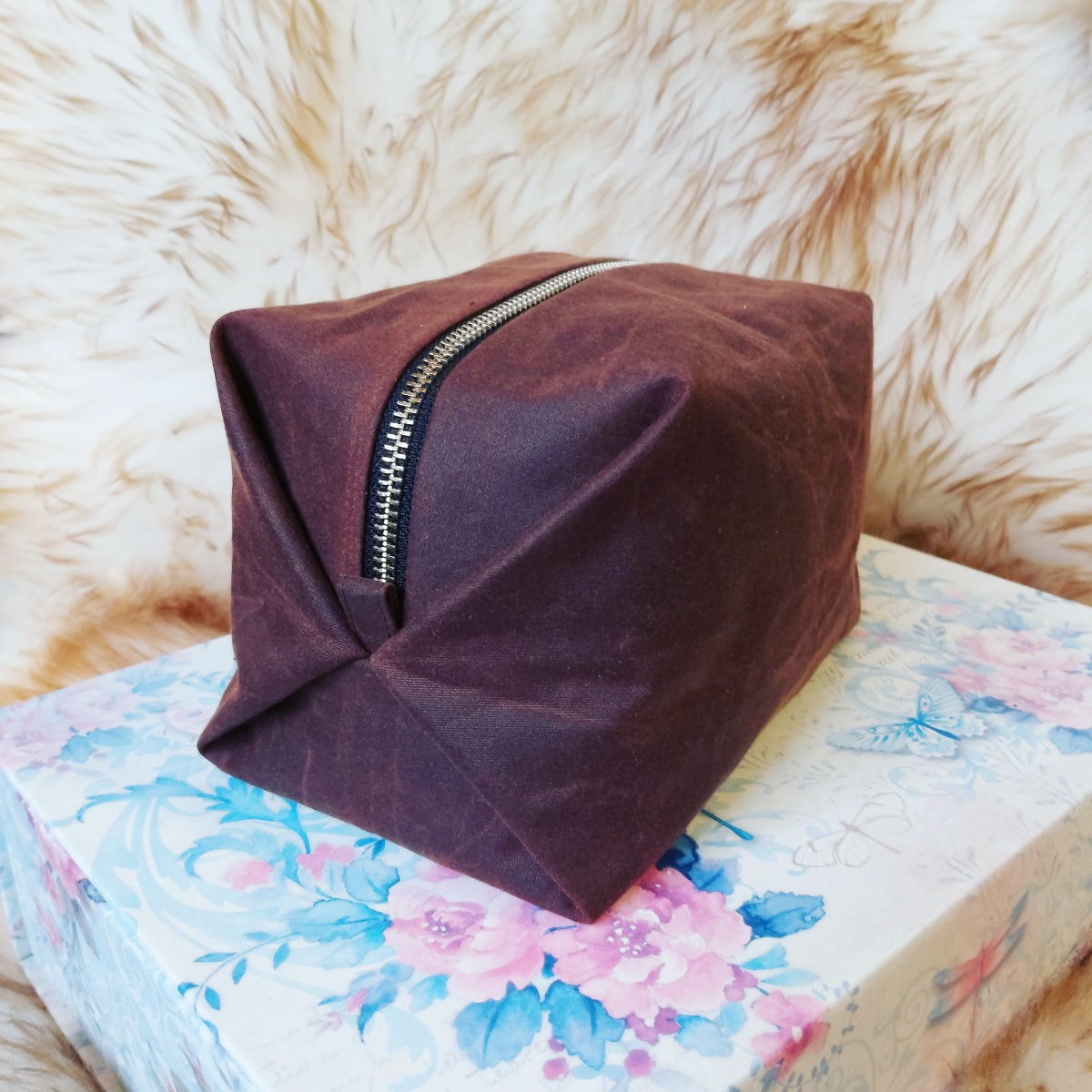 Boxy pouch- sewingtutorial